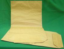 Nátronzsák, 25 kg teherbírású, 45x80 cm