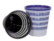 DONAU Papírkosár, 16 liter, DONAU, kék