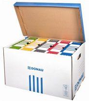 DONAU Archiváló konténer, felfelé nyíló, DONAU, kék