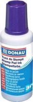 DONAU Bélyegzőfesték, 30 ml, DONAU, lila