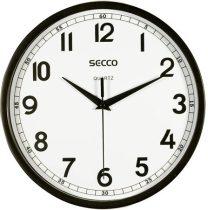 SECCO Falióra, 24,5 cm,  SECCO, fekete
