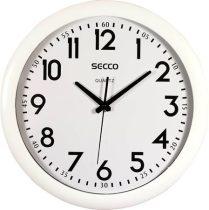 SECCO Falióra, 40 cm, SECCO, fehér keretes