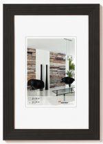 """Képkeret, fa, 10x15 cm, """"Grado"""" fekete"""