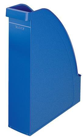 """LEITZ Iratpapucs, műanyag, 70 mm, LEITZ """"Plus"""", kék"""