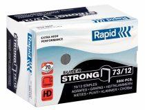 """RAPID Tűzőkapocs, 73/12, horganyzott, RAPID """"Superstrong"""""""