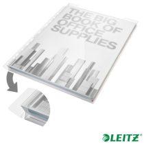 """LEITZ Genotherm, lefűzhető, A4, 180 mikron, víztiszta felület, 20 mm, LEITZ """"Jumbo"""""""