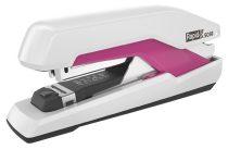 """RAPID Tűzőgép, 60 lap, lapos tűzés, RAPID """"Supreme OmniPress S060"""", fehér/rózsaszín"""