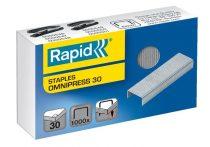 "RAPID Tűzőkapocs, RAPID ""Omnipress 30"""