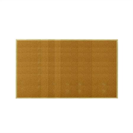 ESSELTE Parafatábla, 60x100 cm, fa keret, ESSELTE