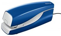 """LEITZ Tűzőgép, elektromos, 24/6, 20 lap, LEITZ """"Nexxt 5533"""", kék"""
