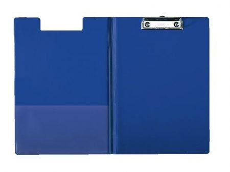 ESSELTE Felírótábla, fedeles, A4, ESSELTE, kék