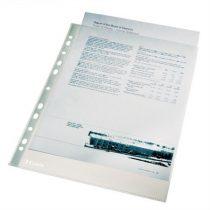 "ESSELTE Genotherm, lefűzhető, A4, 43 mikron, narancsos felület, ESSELTE ""Standard"""