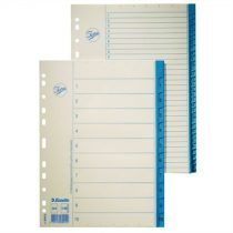 ESSELTE Regiszter, papír, A4, 1-31, ESSELTE