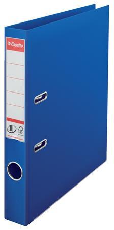 "ESSELTE Iratrendező, 50 mm, A4, PP, élvédő sínnel, ESSELTE ""Standard"", kék"