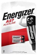 ENERGIZER Elem, A27/LR27/MN27, 12V, 2 db, ENERGIZER