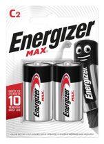 "ENERGIZER Elem, C baby, 2 db, ENERGIZER ""Max"""