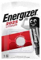 ENERGIZER Gombelem, CR2025, 1 db, ENERGIZER