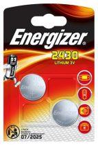ENERGIZER Gombelem, líthium, CR2430, 2 db, ENERGIZER