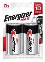"""ENERGIZER Elem, D góliát, 2 db, ENERGIZER """"Max"""""""