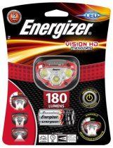"""ENERGIZER Fejlámpa, 3 LED, 3xAAA, ENERGIZER """"Headlight Vision HD"""""""