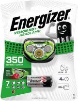 """ENERGIZER Fejlámpa, 3 LED, 3xAAA, ENERGIZER """"Headlight Vision HD Plus"""""""