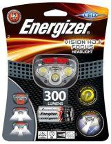 """ENERGIZER Fejlámpa, 3 LED, 3xAAA, ENERGIZER """"Headlight Vision HD Focus"""""""