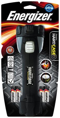 """ENERGIZER Elemlámpa, LED, 4xAA, strapabíró, ENERGIZER """"Hardcase Pro"""", szürke-fekete"""