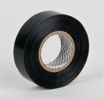 PVC szigetelőszalag, 20 m x 19 mm, fekete