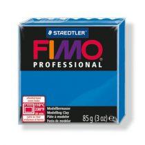 "FIMO Gyurma, 85 g, égethető, FIMO ""Professional"", kék"