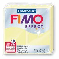 """FIMO Gyurma, 56 g, égethető, FIMO """"Effect"""", pasztellvanília"""