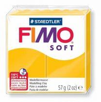 "FIMO Gyurma, 56 g, égethető, FIMO ""Soft"", napsárga"