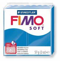 """FIMO Gyurma, 56 g, égethető, FIMO """"Soft"""", óceán kék"""