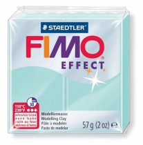 "FIMO Gyurma, 56 g, égethető, FIMO ""Effect"", pasztellmenta"