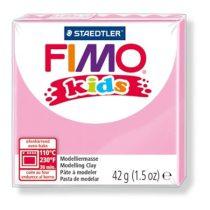"""FIMO Gyurma, 42 g, égethető, FIMO """"Kids"""", pink"""