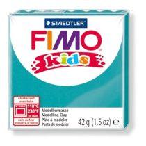 """FIMO Gyurma, 42 g, égethető, FIMO """"Kids"""", türkiz"""