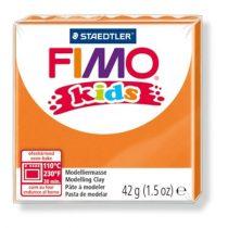 "FIMO Gyurma, 42 g, égethető, FIMO ""Kids"", narancssárga"
