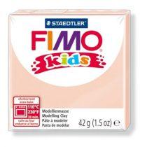 "FIMO Gyurma, 42 g, égethető, FIMO ""Kids"", bőrszín"