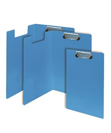 """FLEXOFFICE Felírótábla, fedeles, A4, műanyag, FLEXOFFICE """"FO-CB03"""", kék"""