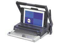 """GBC Spirálozógép, fém és műanyag spirálkötéshez, manuális, 450 lap, GBC """"MultiBind 320"""""""