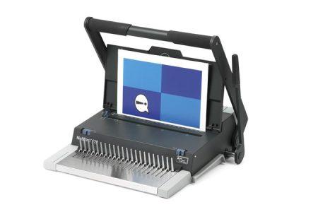 """GBC Spirálozógép, műanyag spirálkötéshez, manuális, 450 lap, GBC """"MultiBind 220"""""""