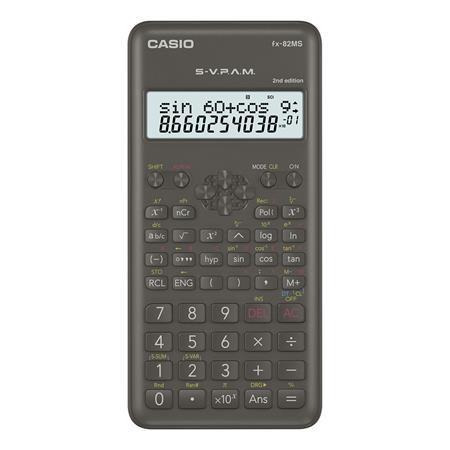 """CASIO Számológép, tudományos, 240 funkció, CASIO """"FX-82MS 2E"""""""