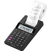 """CASIO Számológép, szalagos, 12 számjegy, 1 színű nyomtató, CASIO """"HR-8RCE"""""""