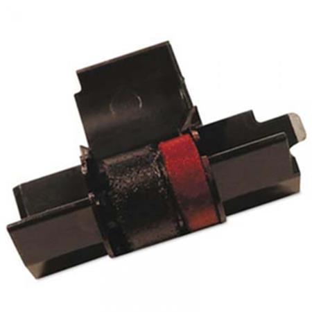 CASIO Festékhenger számológépekhez, HR-100/150/200 és FR-520/2650 típusokhoz, fekete-piros