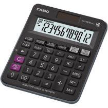 """CASIO Számológép, asztali, 12 számjegy, CASIO """"MJ-120D PLUS"""""""