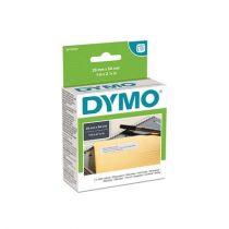 DYMO Etikett, LW nyomtatóhoz, 25x54 mm, 500 db etikett, DYMO
