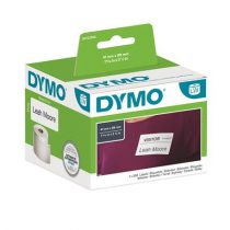 DYMO Etikett, LW nyomtatóhoz, 41x89 mm, 300 db etikett, DYMO