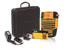 """DYMO Elektromos feliratozógép, DYMO """"Rhino 4200"""" készlet táskában"""