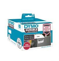 DYMO Etikett, tartós, LW nyomtatóhoz, 57x32 mm, 800 db etikett, DYMO