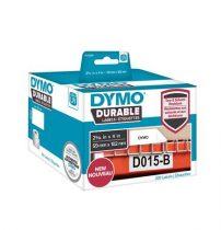 DYMO Etikett, tartós, LW nyomtatóhoz, 59x102 mm, 300 db etikett, DYMO
