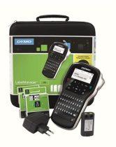 """DYMO Elektromos feliratozógép, DYMO """"LM 280"""" készlet táskában"""